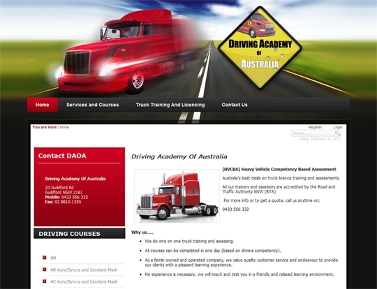 Driving Academy Of Australia