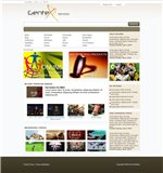 Gentex Networks Community Portal Tan
