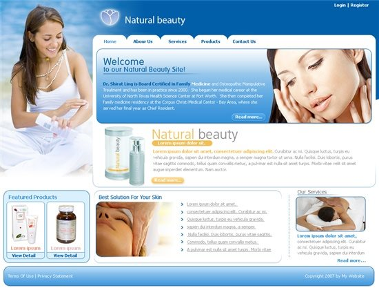 Gentex Networks Beauty Products