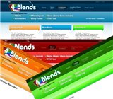 Gentex Networks 4 Blends