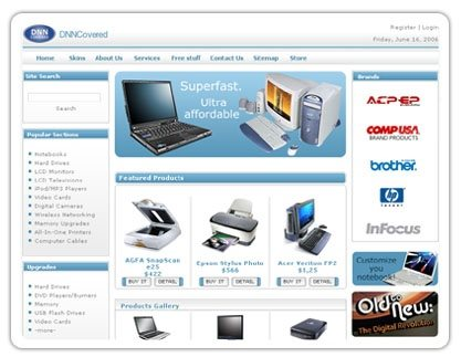 Gentex Networks PC Store 2
